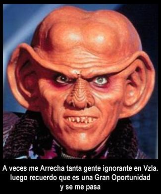 Ferengi Arrecho