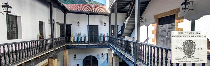 Casa Guipuzcoana Banner